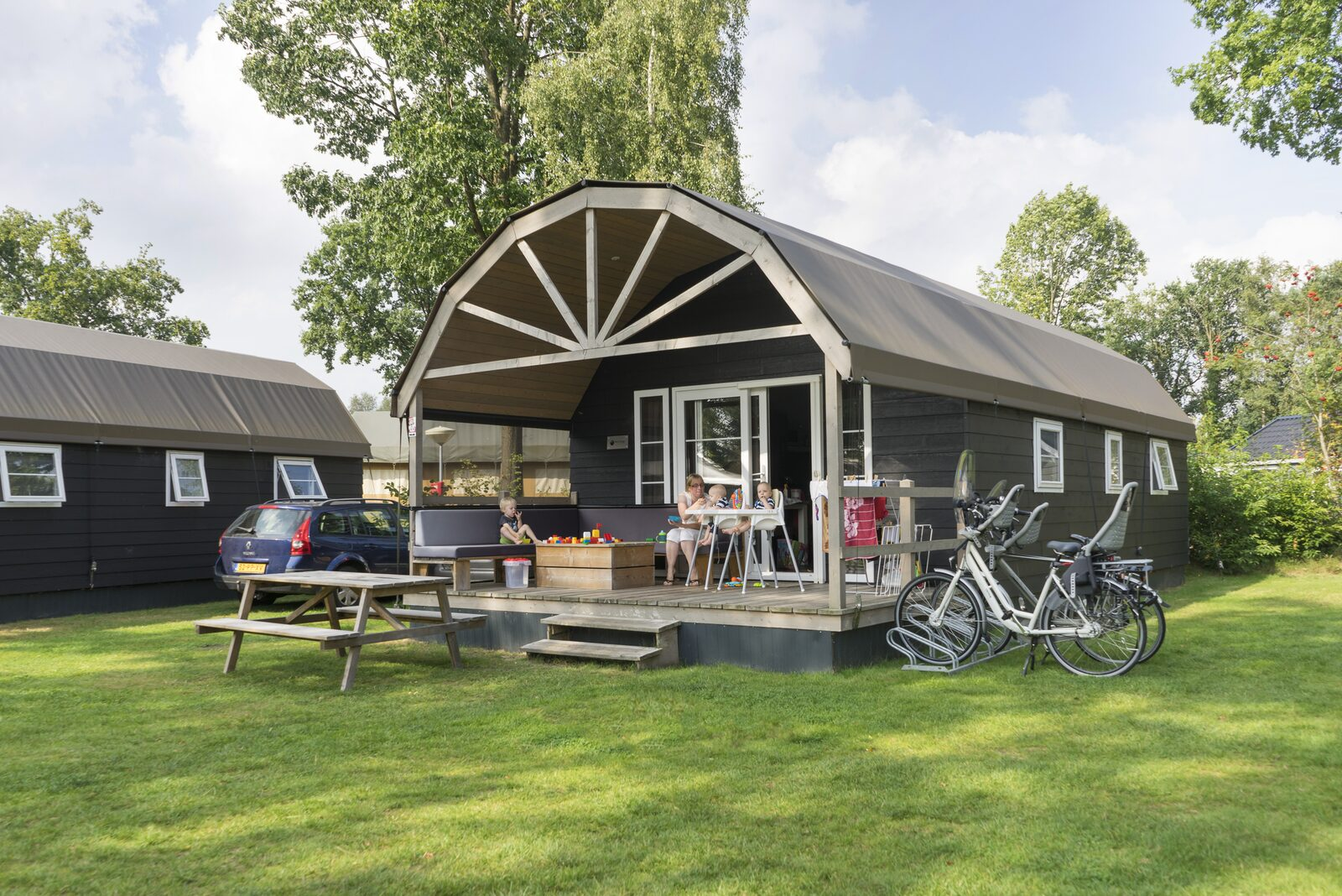 Late summer glamping discount