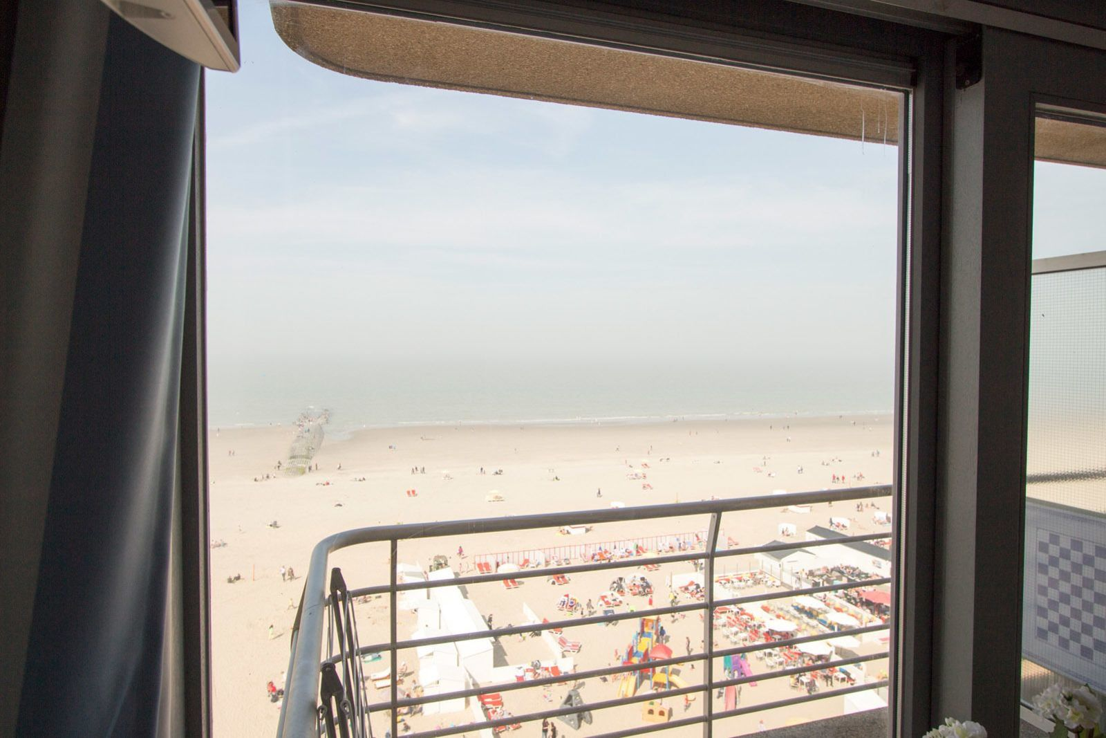 Nieuwe vakantiesuite voor 2 personen met zeezicht