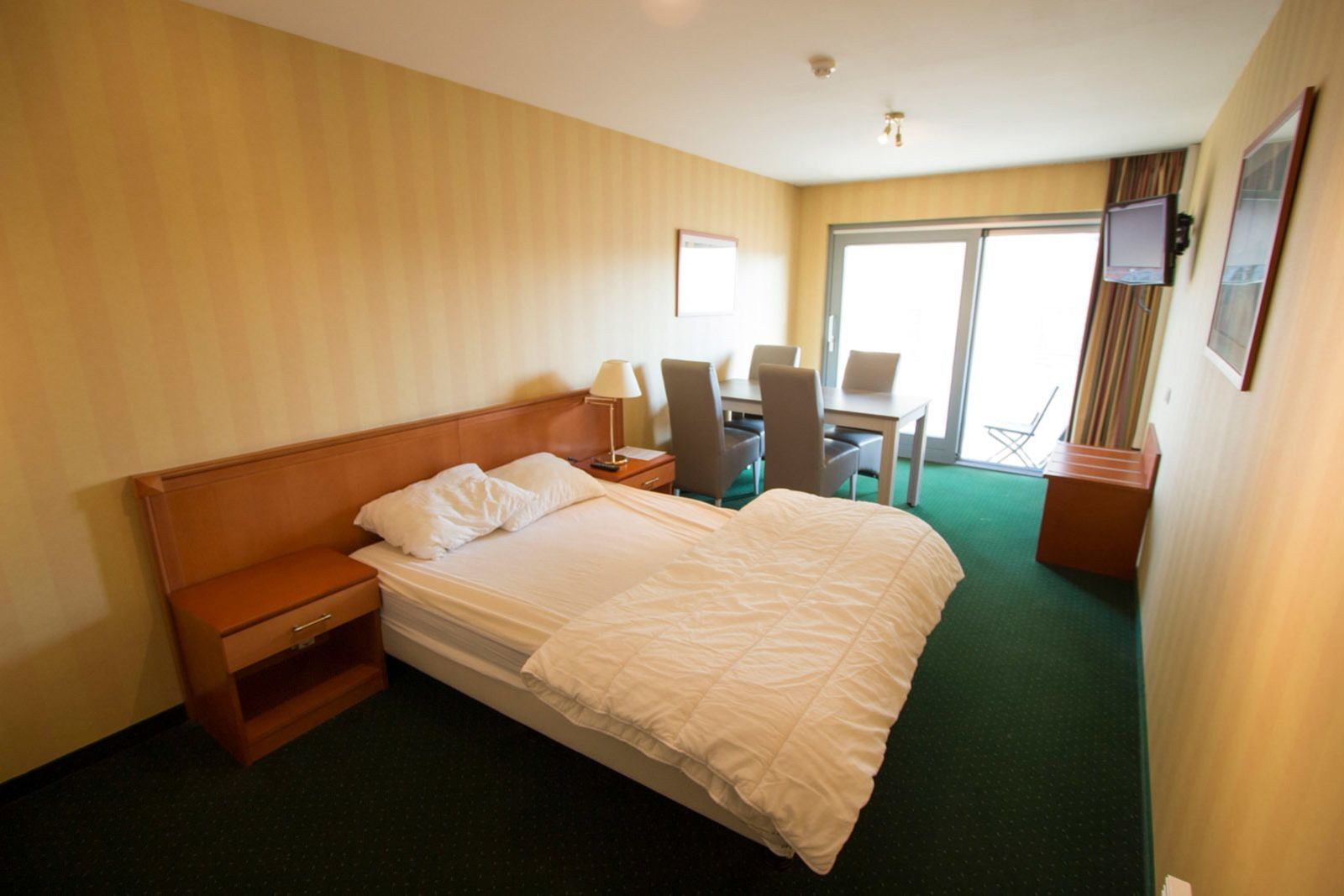 Holiday Suite for 4 people at sunside