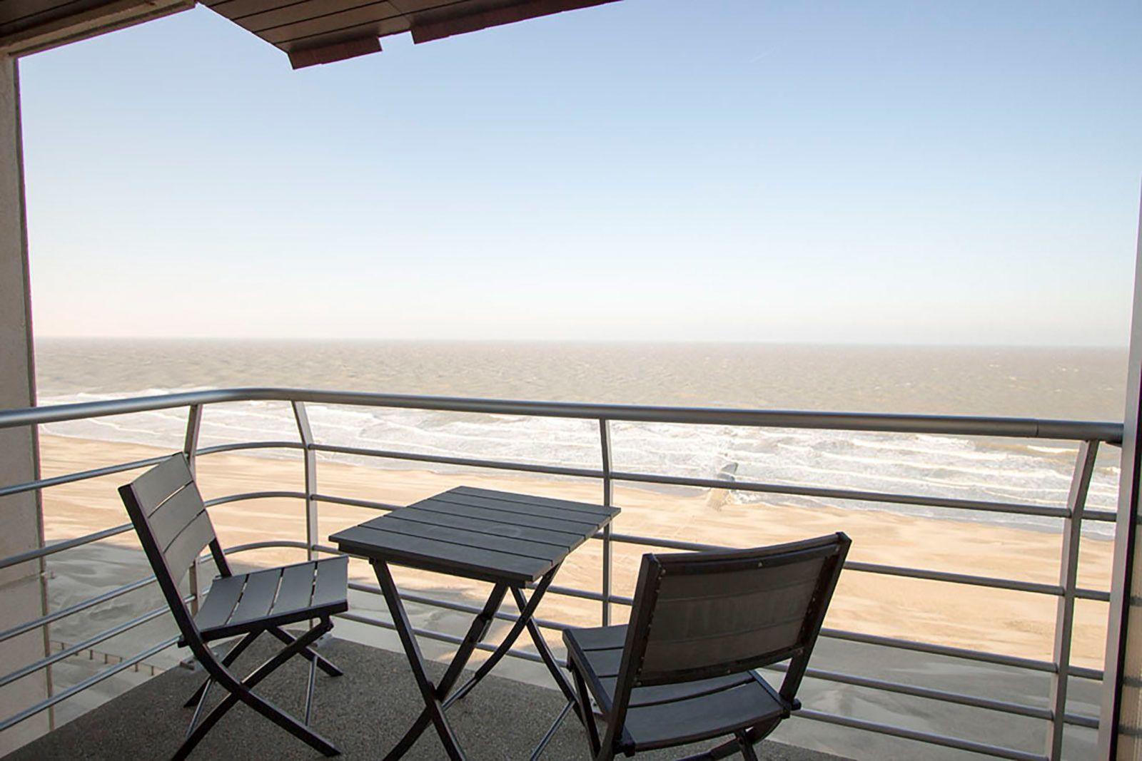 Vakantiesuite voor 4 personen met zeezicht