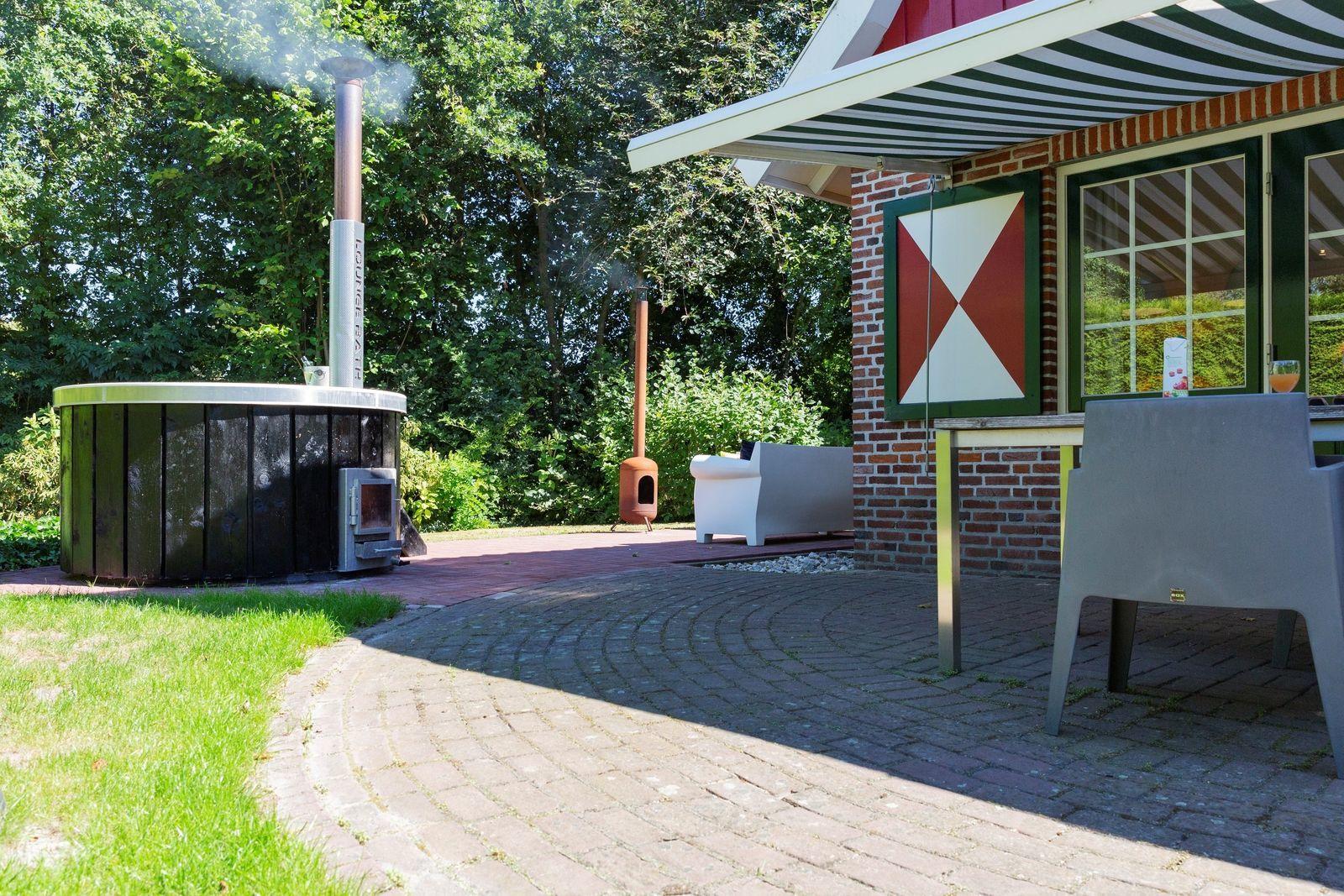 Onthaasten in de Achterhoek - vakantiehuis Brittenburg