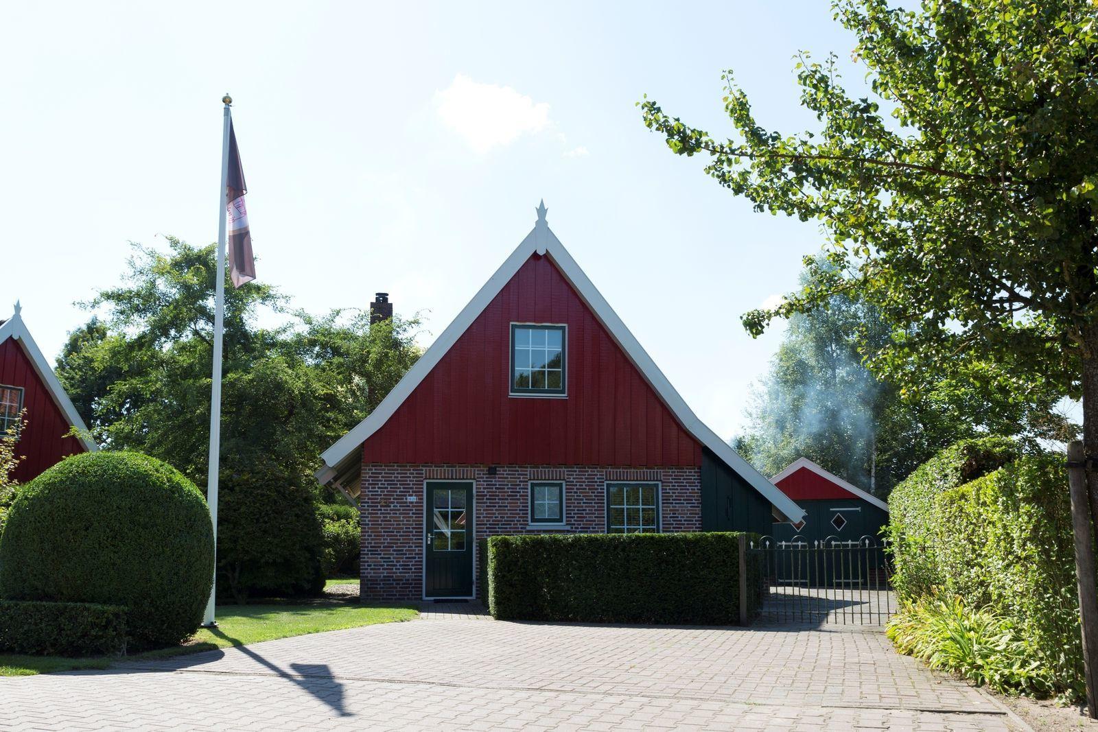 Onthaasten in de Achterhoek - vakantiehuis de Essenburgh met privéwellness