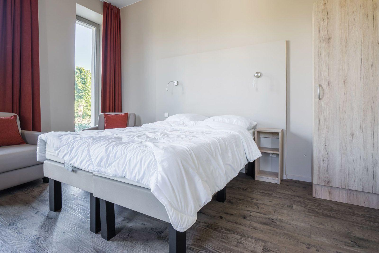 Vakantieverblijf voor twee personen, toegankelijk voor mindervaliden