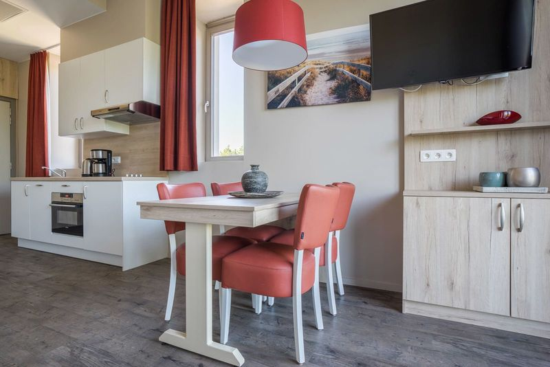 2p Holiday residence suitable for disabled in Westende