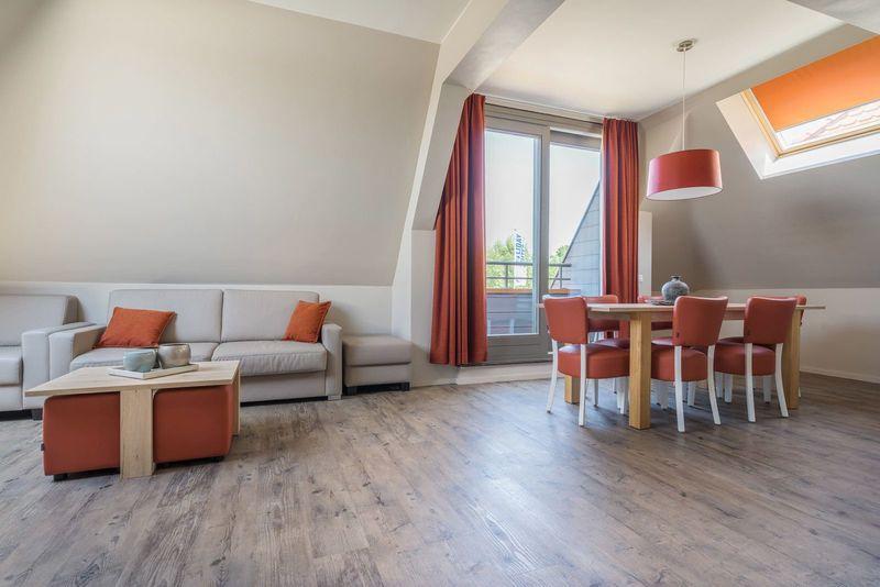 6p Holiday residence in Westende Belgium