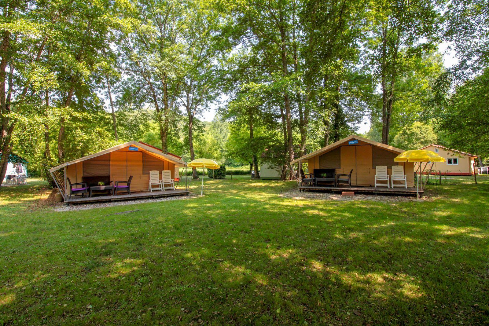 Tente lodge St. Emilion Deluxe