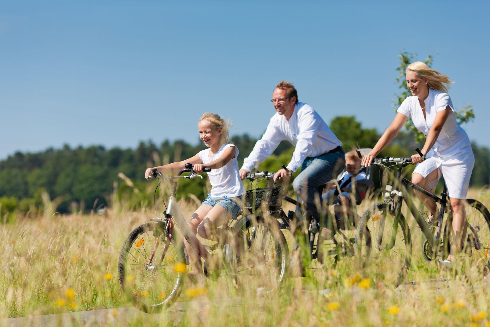 Possibilité de louer des vélos