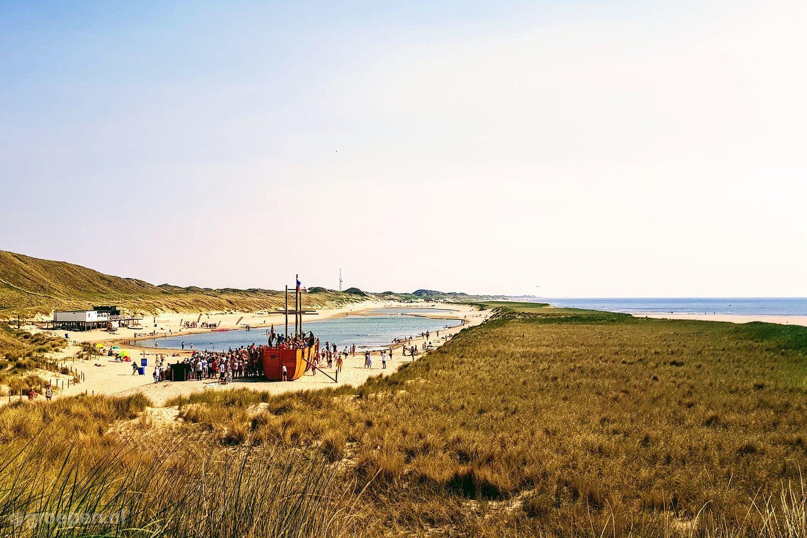 Groepsaccommodatie Camperduin aan Zee