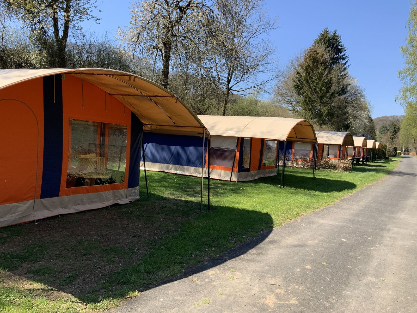 Glamtent Moselle