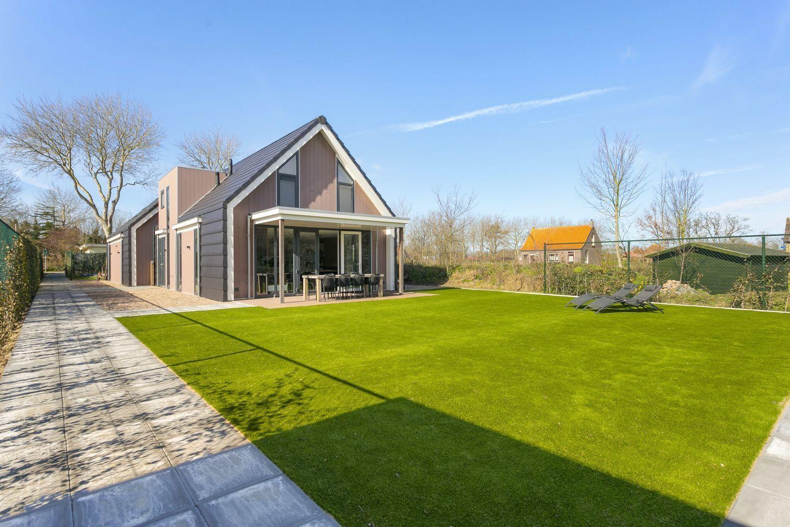 Oude Nieuwelandseweg 33B - Ouddorp - Villa Hopper