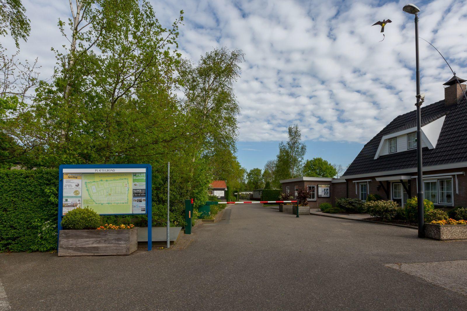"""Chalet Goedereede  -  Doelweg 35A l Goedereede """"Knollentuin 170"""""""