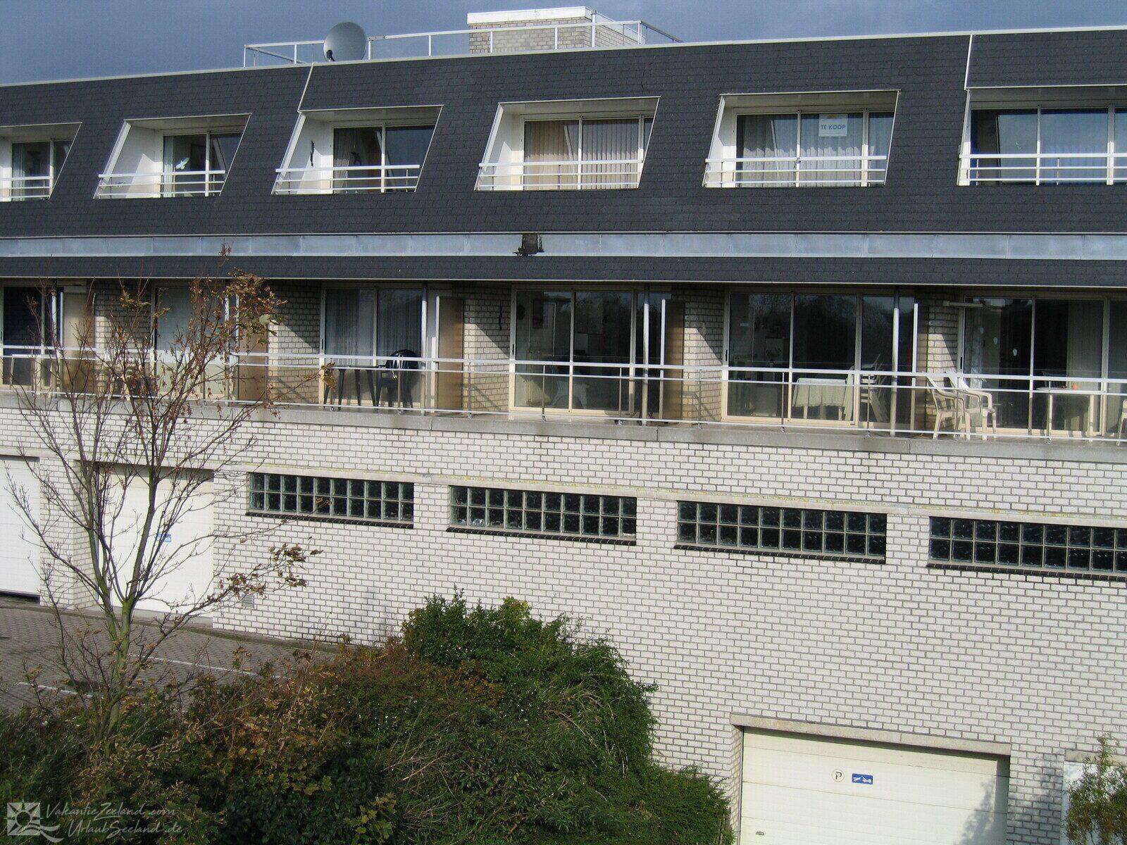 VZ334 Wohnung in Cadzand