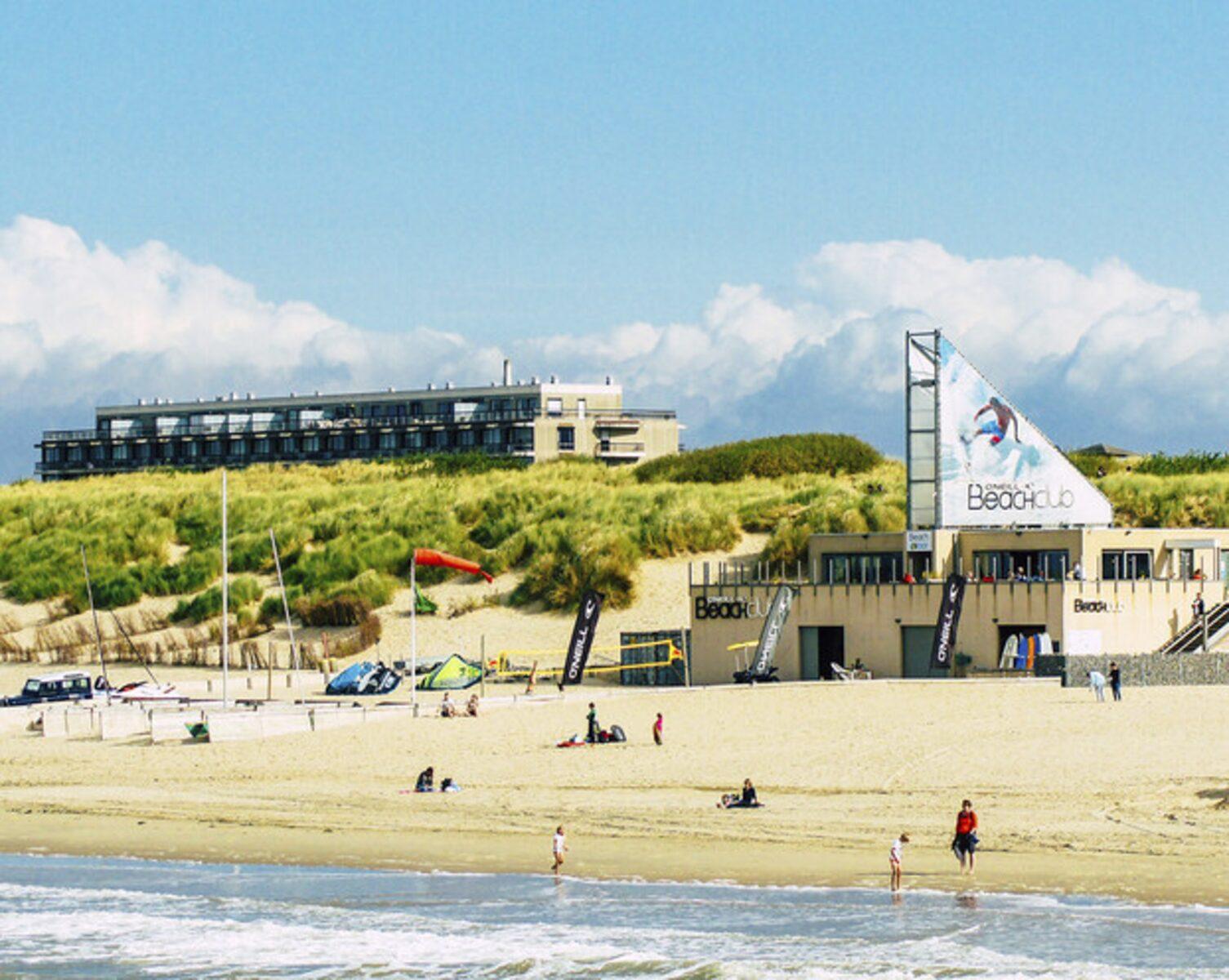 O'Neill Beachclub Arrangement Blankenberge