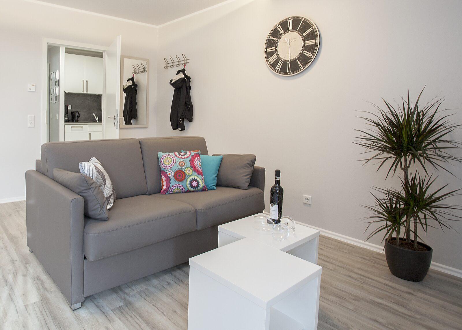 Appartement(en) - Comfort 8 Personen Z [2 stuks: 2 x 4-Pers.]