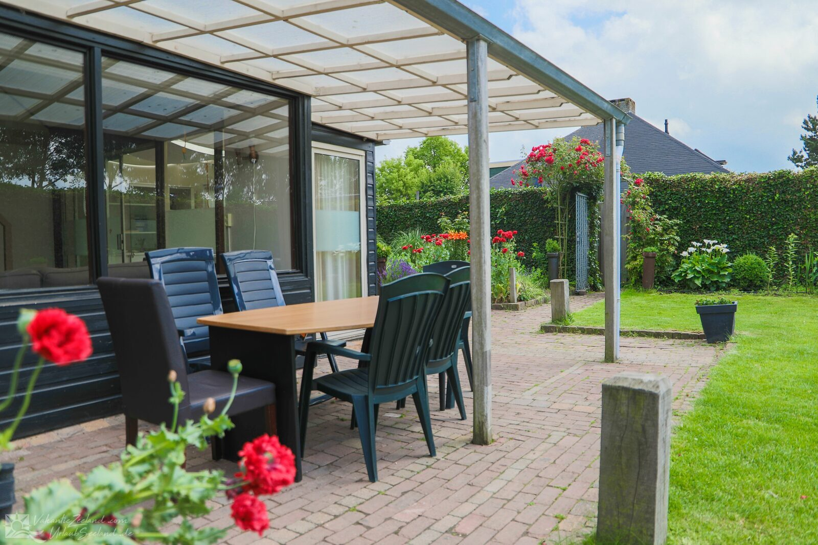 VZ582 Holiday Home Stavenisse