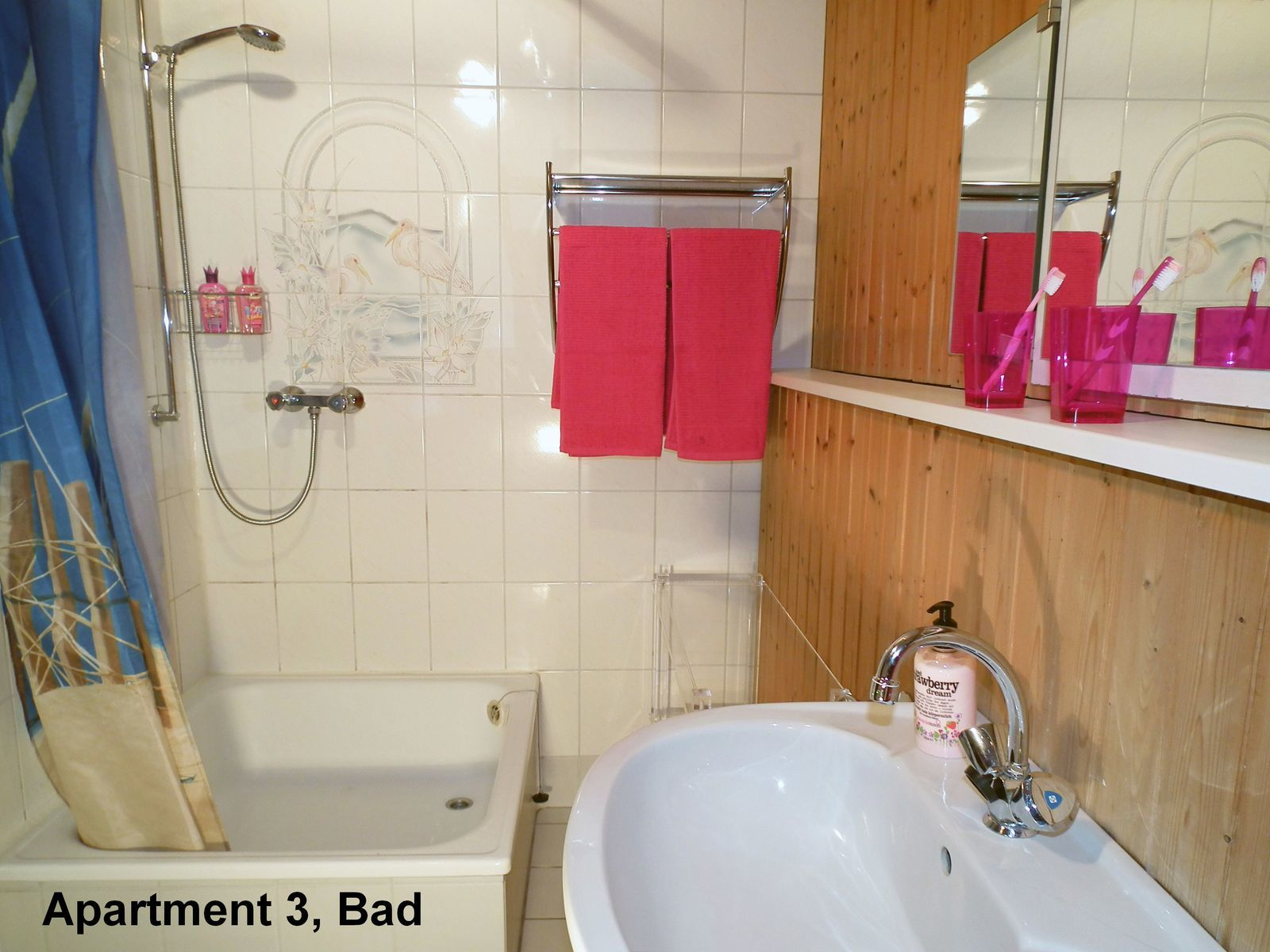 Apartment - Haus Merian 3