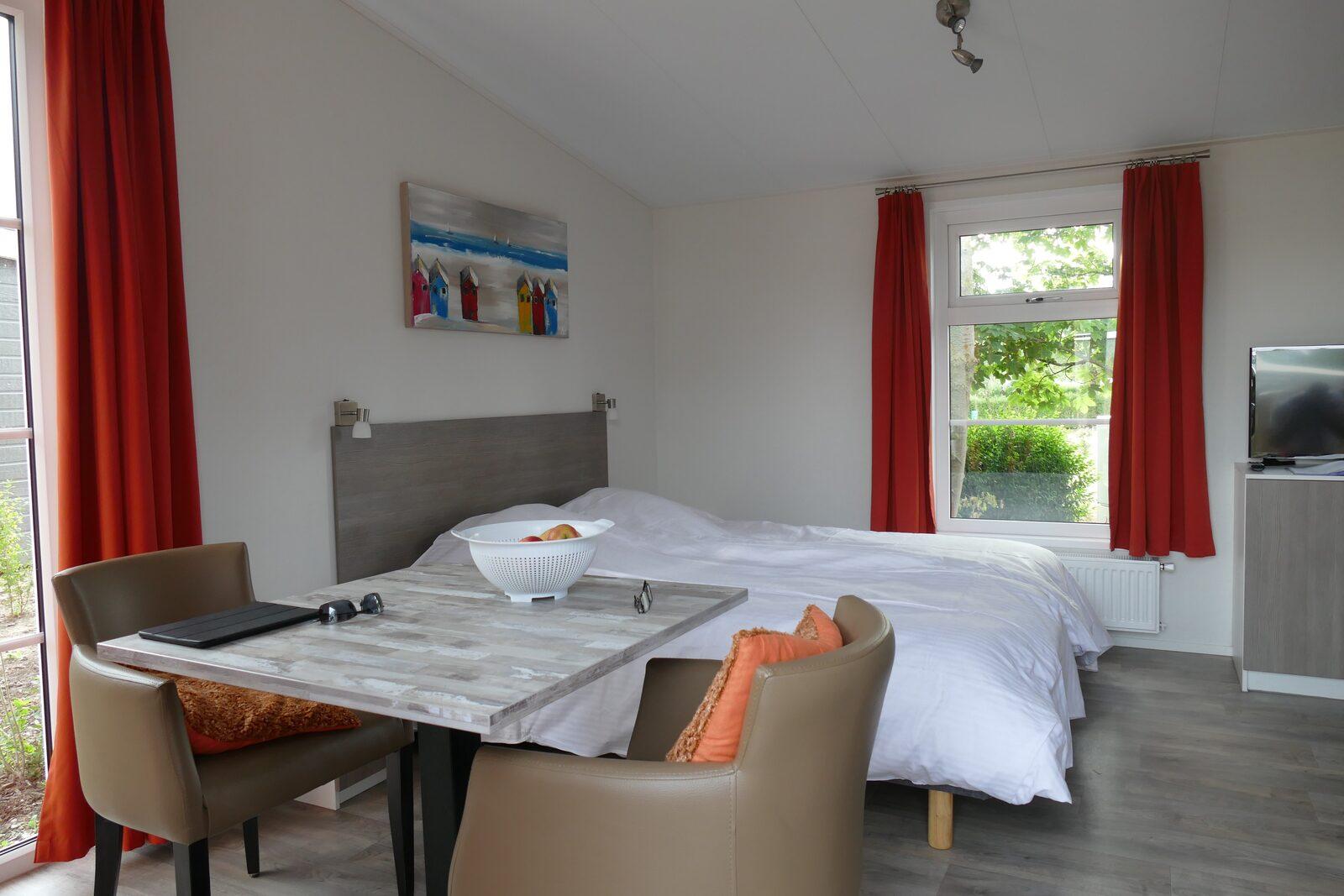 Comfort Lodge | 2 personen (27 m²)
