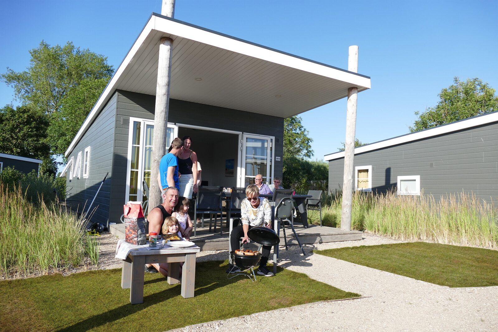 Lodge confort | 6 personnes (50 m²)