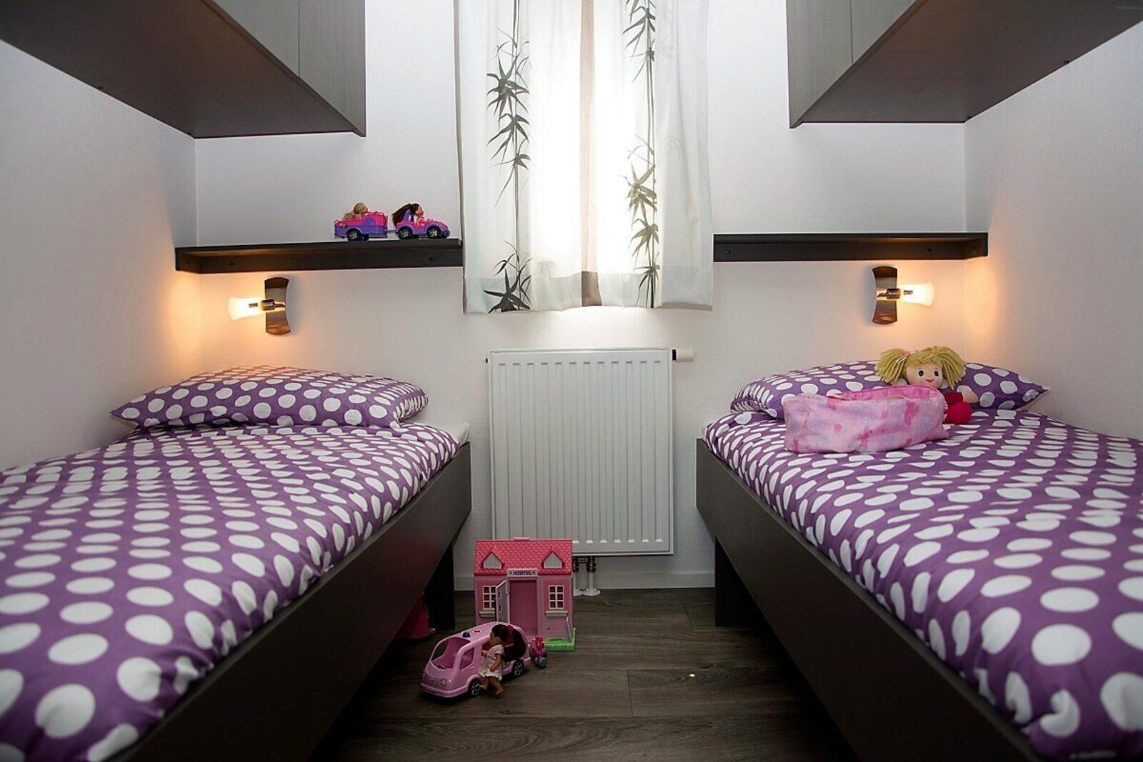 6-persoons accommodatie, 3 slaapkamers