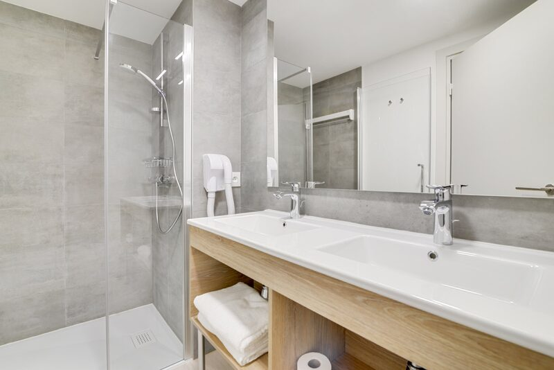 6p Nieuwe familie penthouse met 2 stapelbedden in Vence