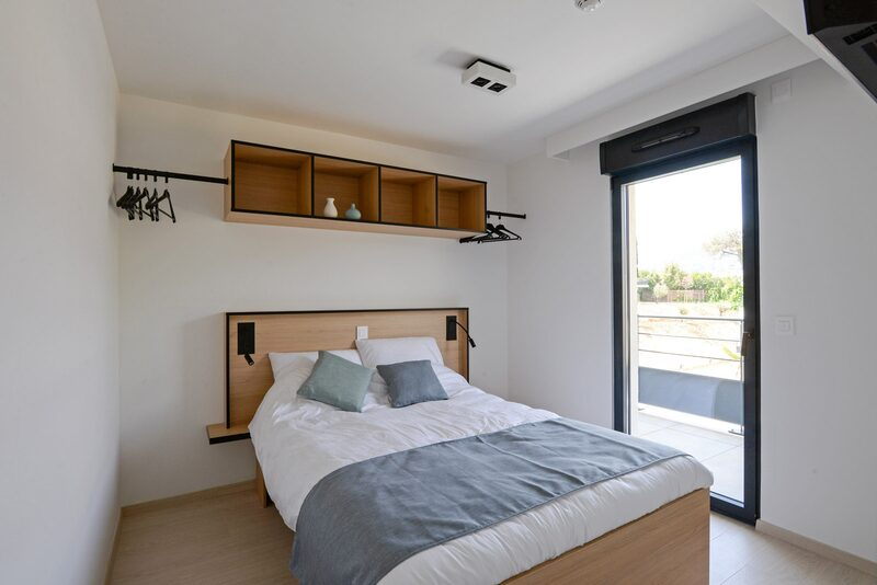 4p New holiday residence in Vence along the Cote d'Azur