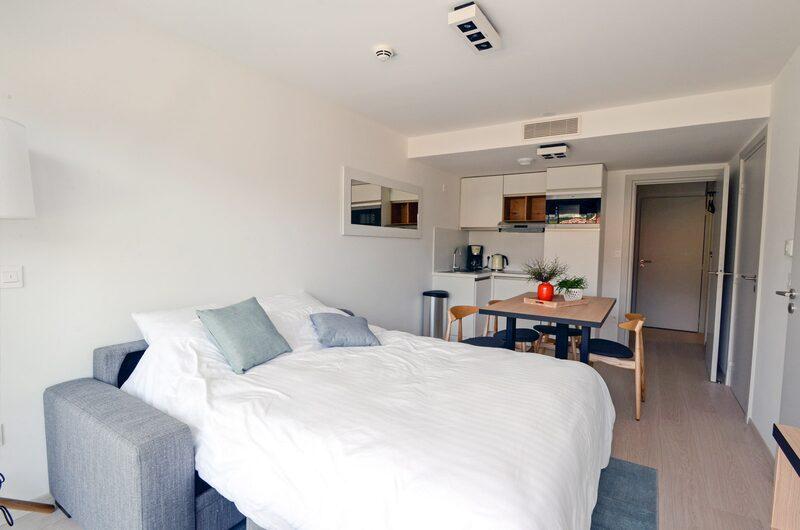 4p Nieuw vakantieverblijf in Vence aan de Cote d'Azur (db en enkele bedden)