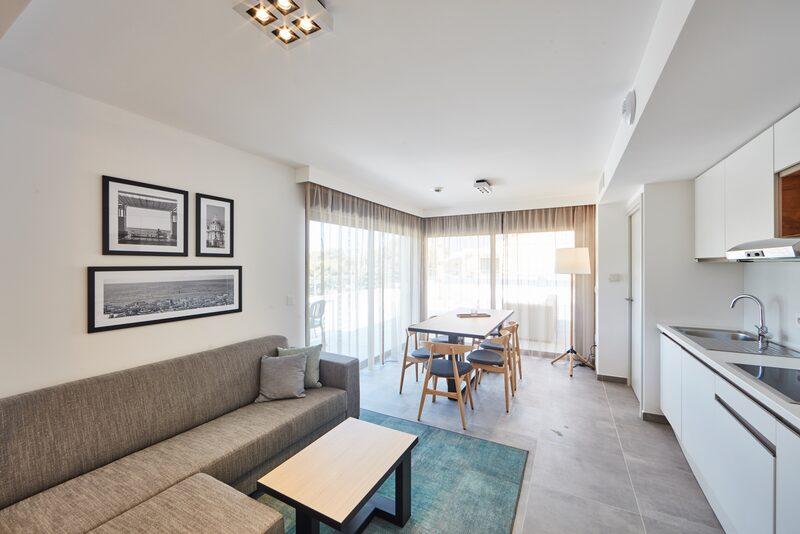 6p Nieuwe deluxe penthouse met 2 kamers in Vence