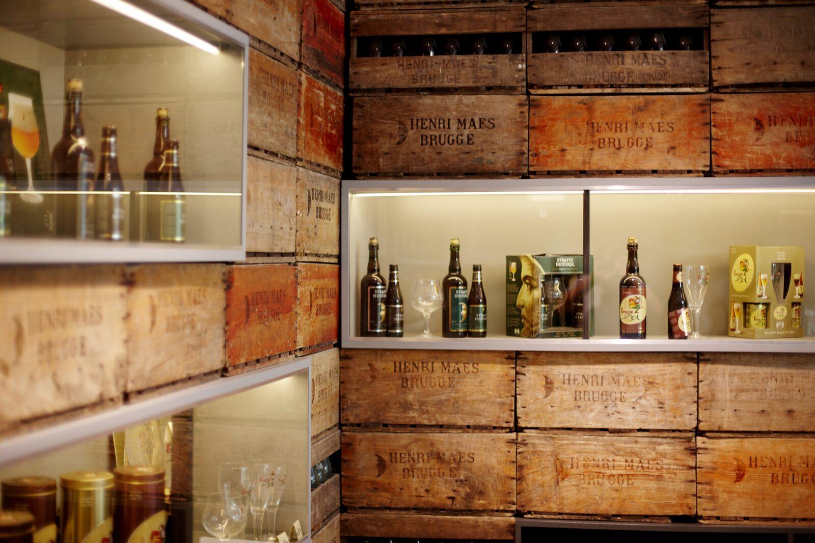 Offre Visite de la brasserie De Halve Maan (Bruges) Le Coq