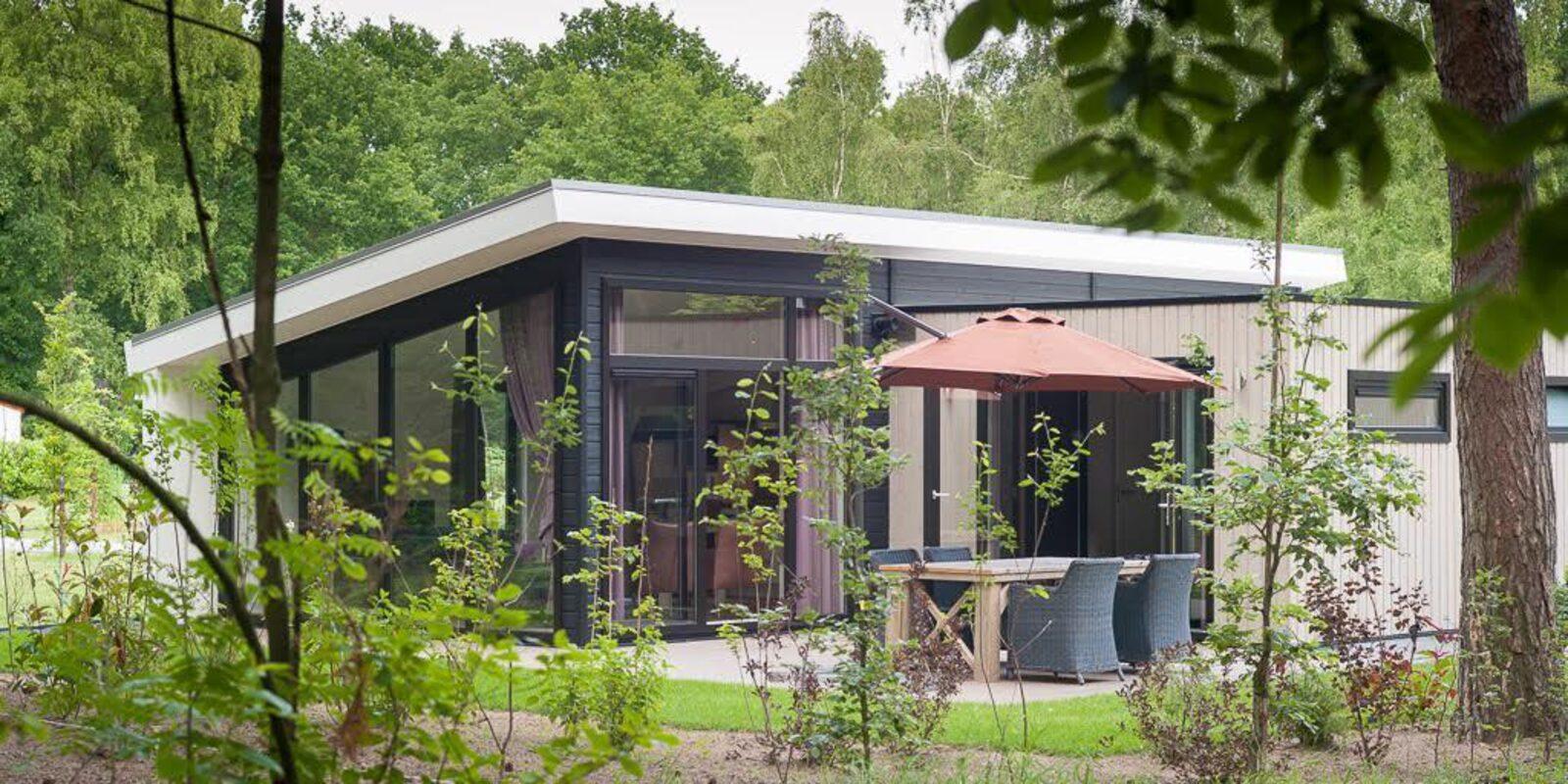 Bos Lodge 75 für 4 Personen
