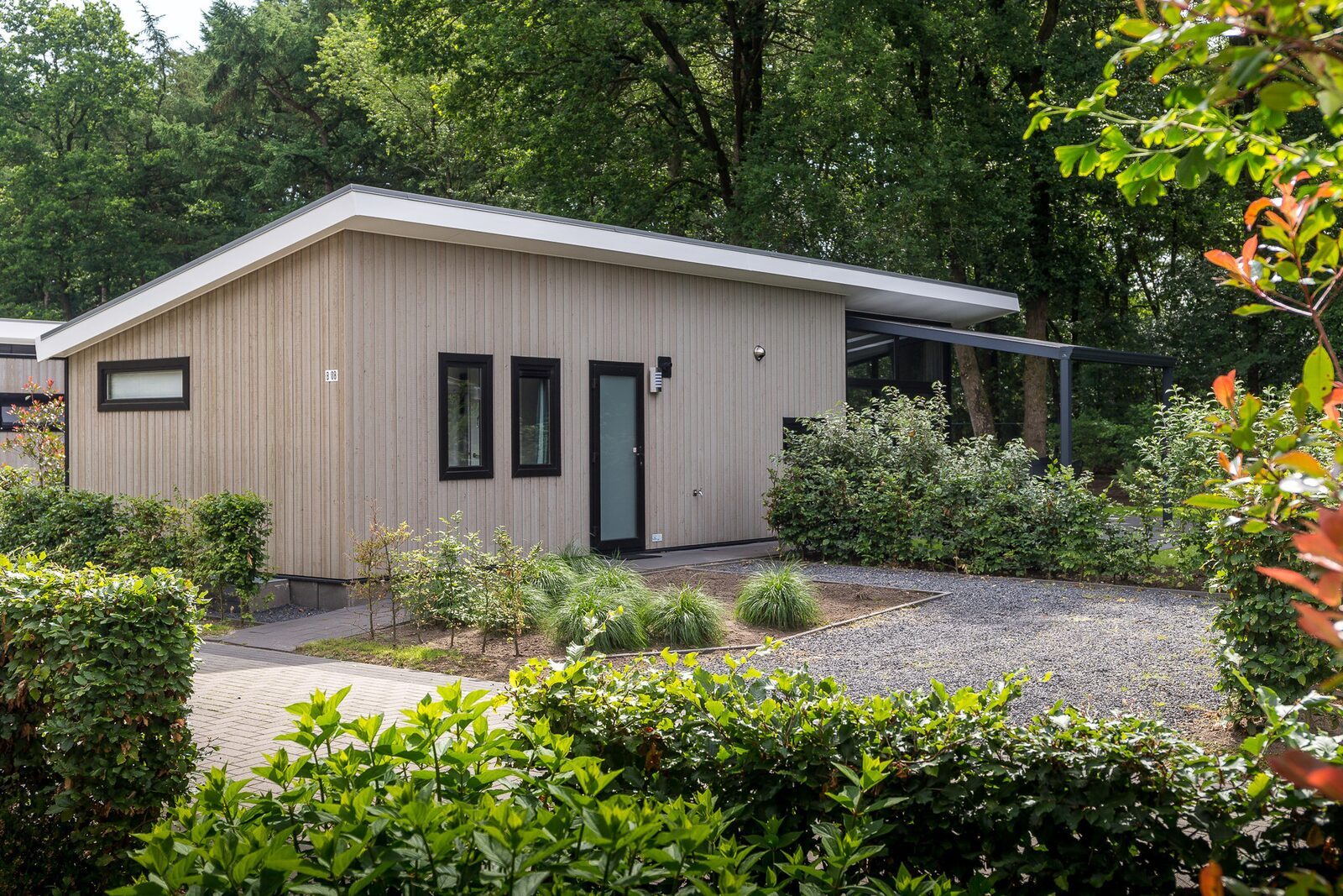 Bos Lodge 55 6 personen