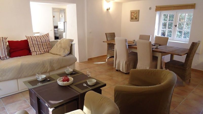 Holiday apartment (8p) at villapark Hameau les Claudins in the Provence (Emponse Nr7)