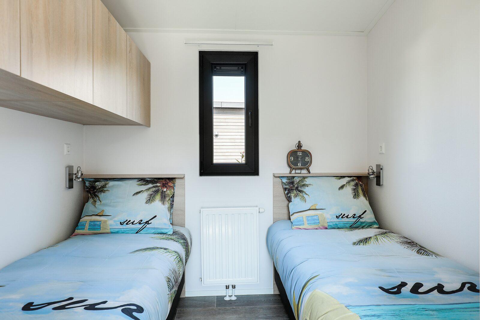 Lodge (zonder TV): 6-persoons, 3 slaapkamers