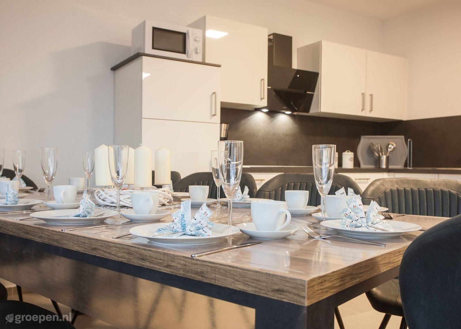 Group accommodation Altastenberg