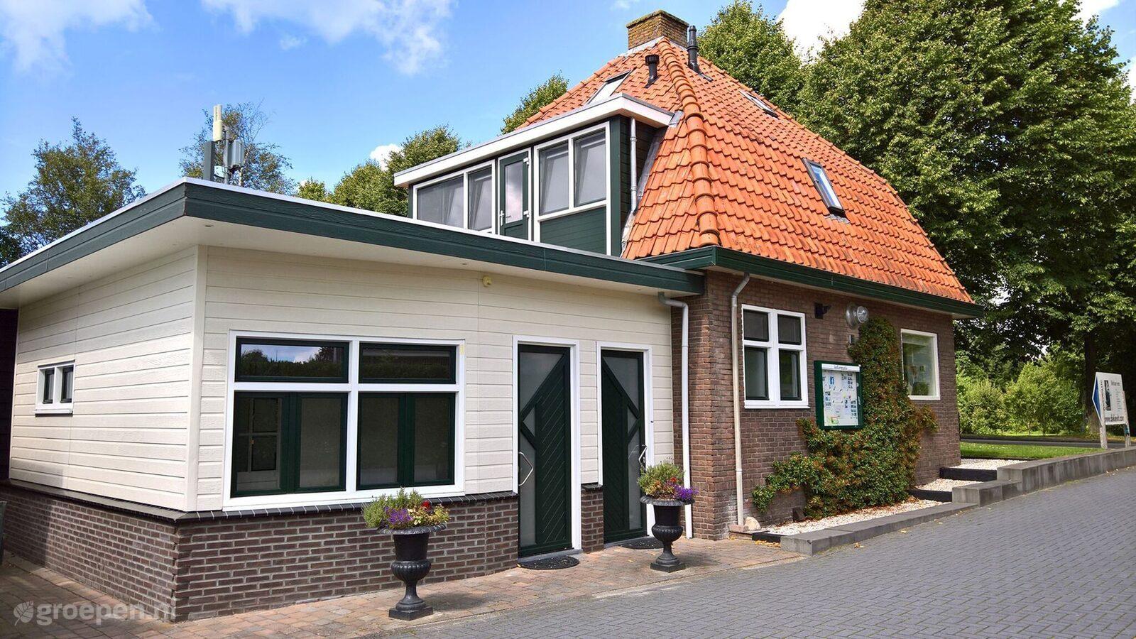 Vakantiehuis Oudehaske