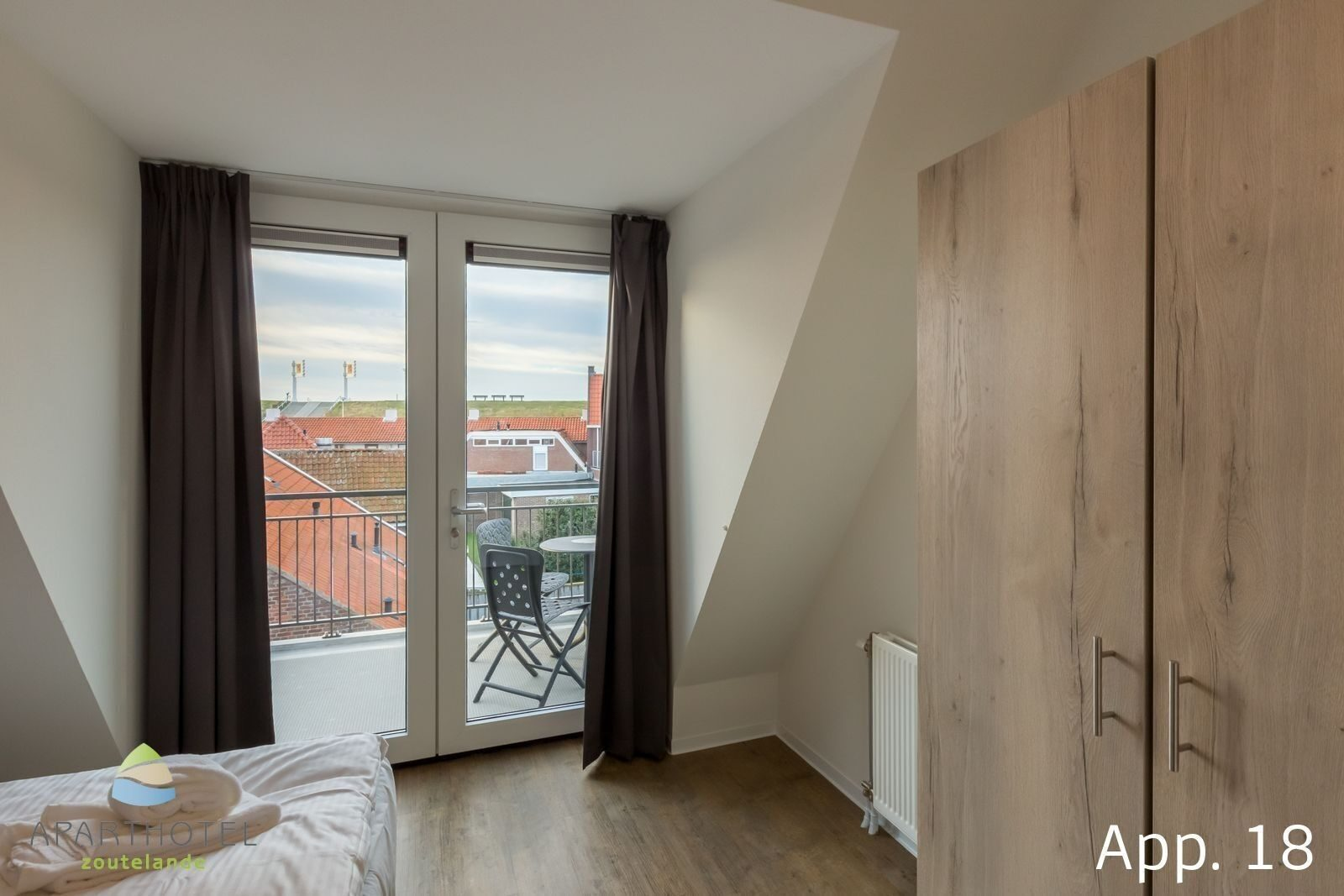 Luxury 6-person apartment | Zoutelande (Pet allowed)