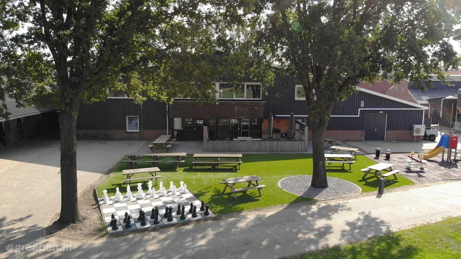 Group accommodation Haaksbergen