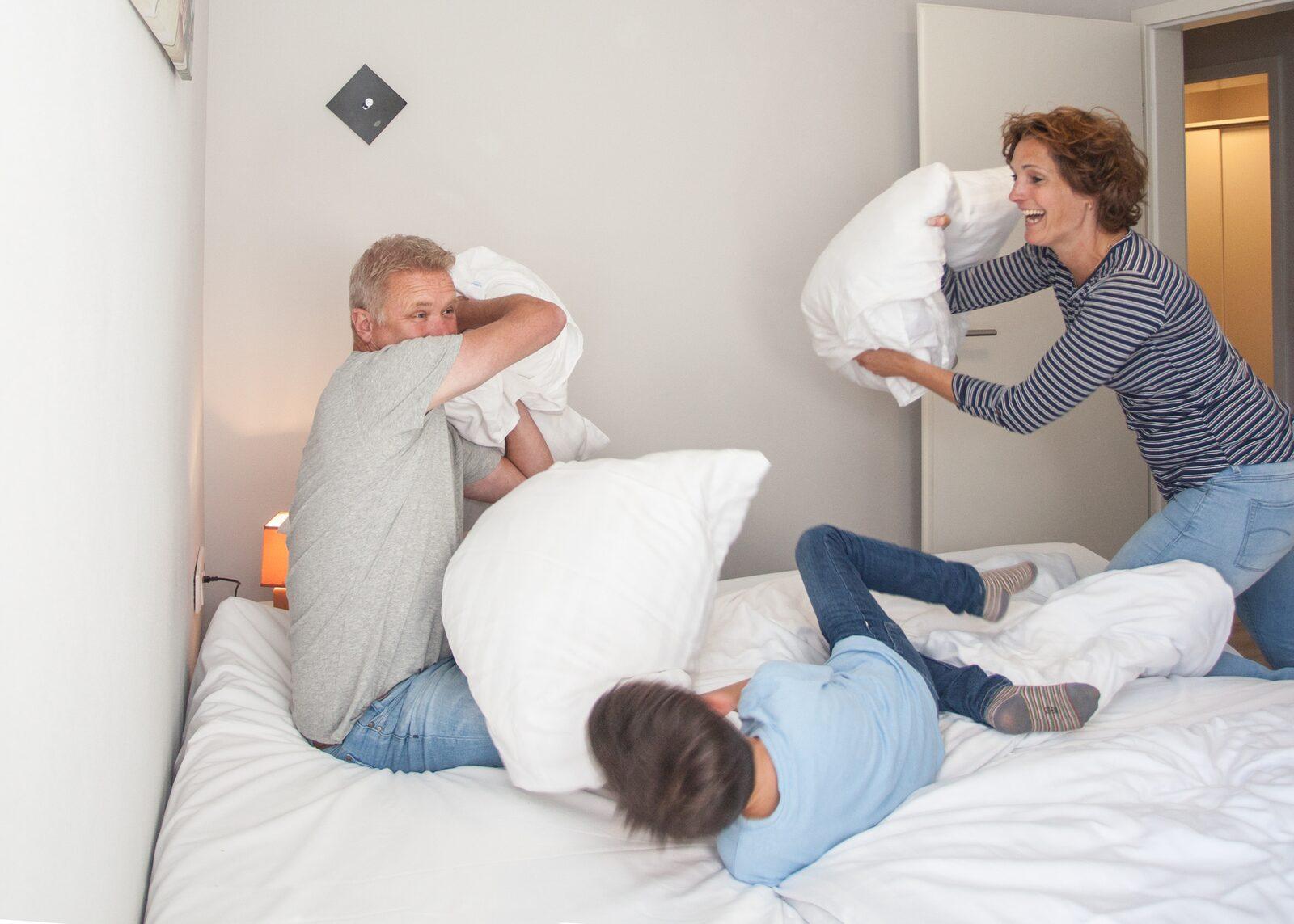 Ferienwohnung(en) - Comfort (8 Personen) [2 FeWo's: 2 x 4-Pers.]