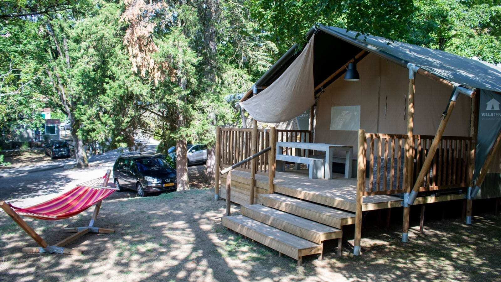 Camping Colleverde | Luxe 5 Pers.