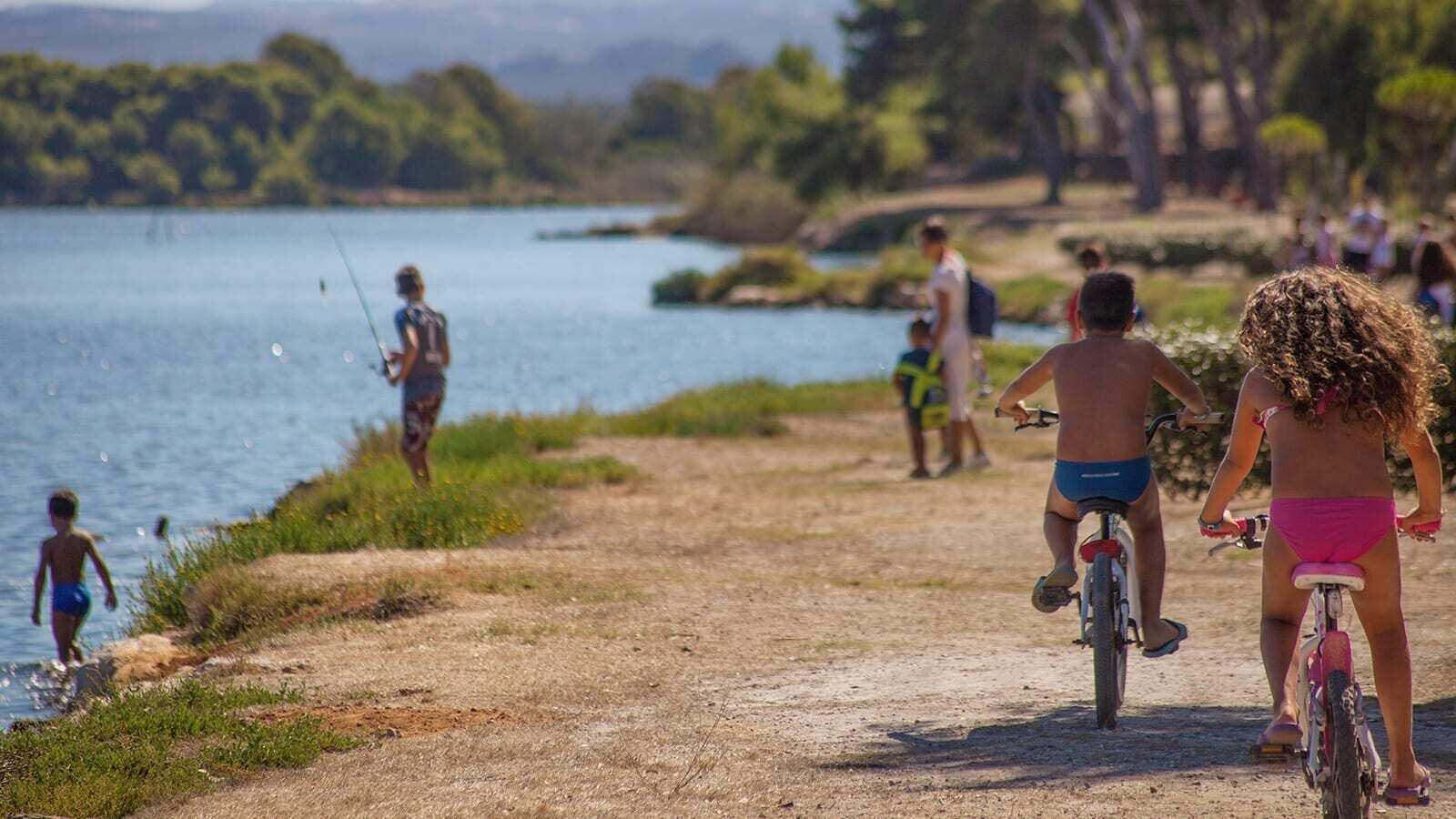 Laguna Blu | Luxe Sanitary 5 Pers.