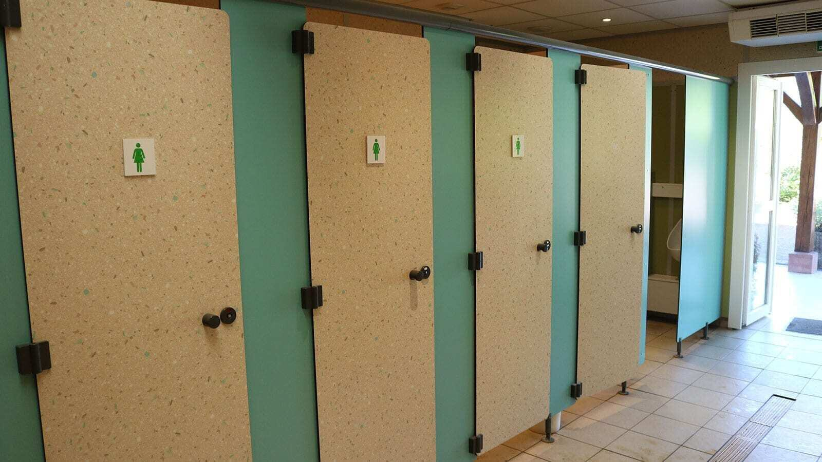 Les Bois du Bardelet | Luxe Sanitair XL 6 Pers.