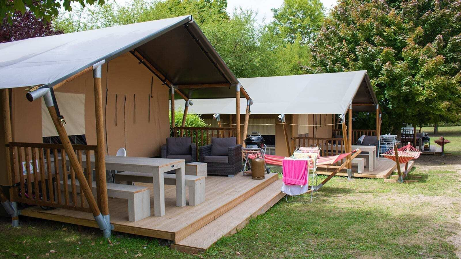 Le Petit Trianon | Luxe Sanitair XL 6 Pers.