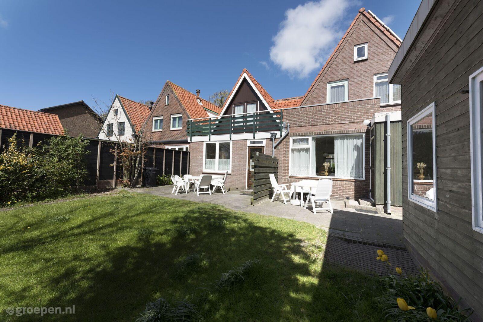 Vakantiehuis Egmond aan Zee