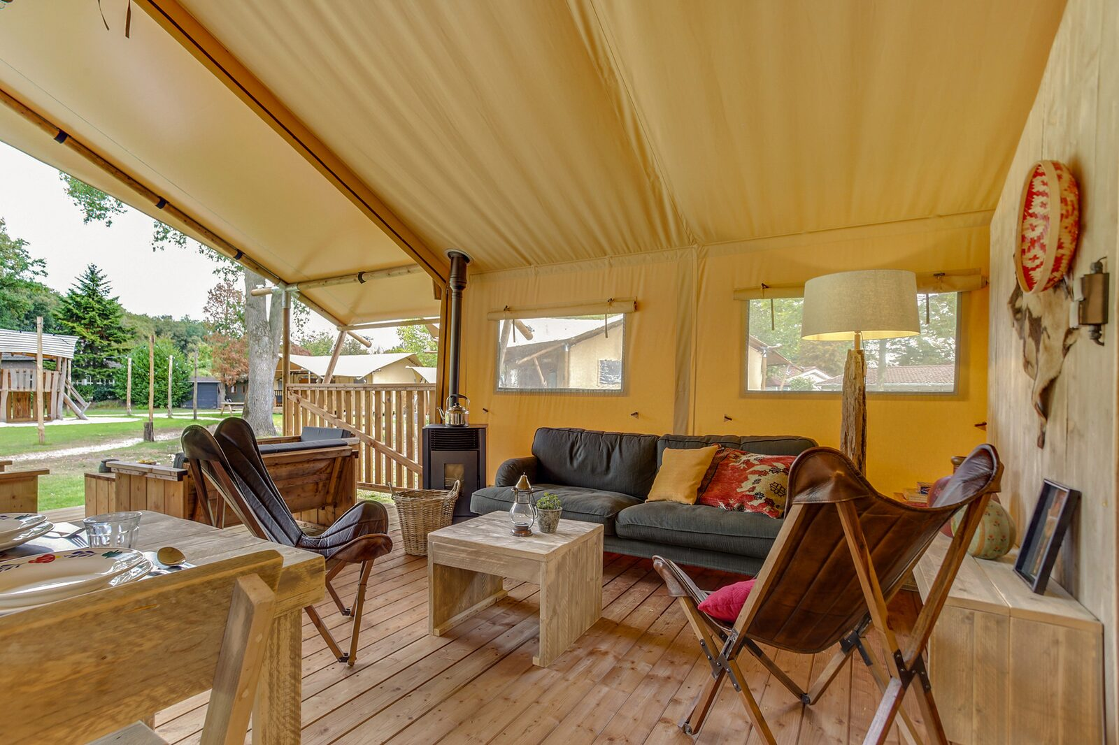 13. Cluster Wald Lodge 6+2 Personen
