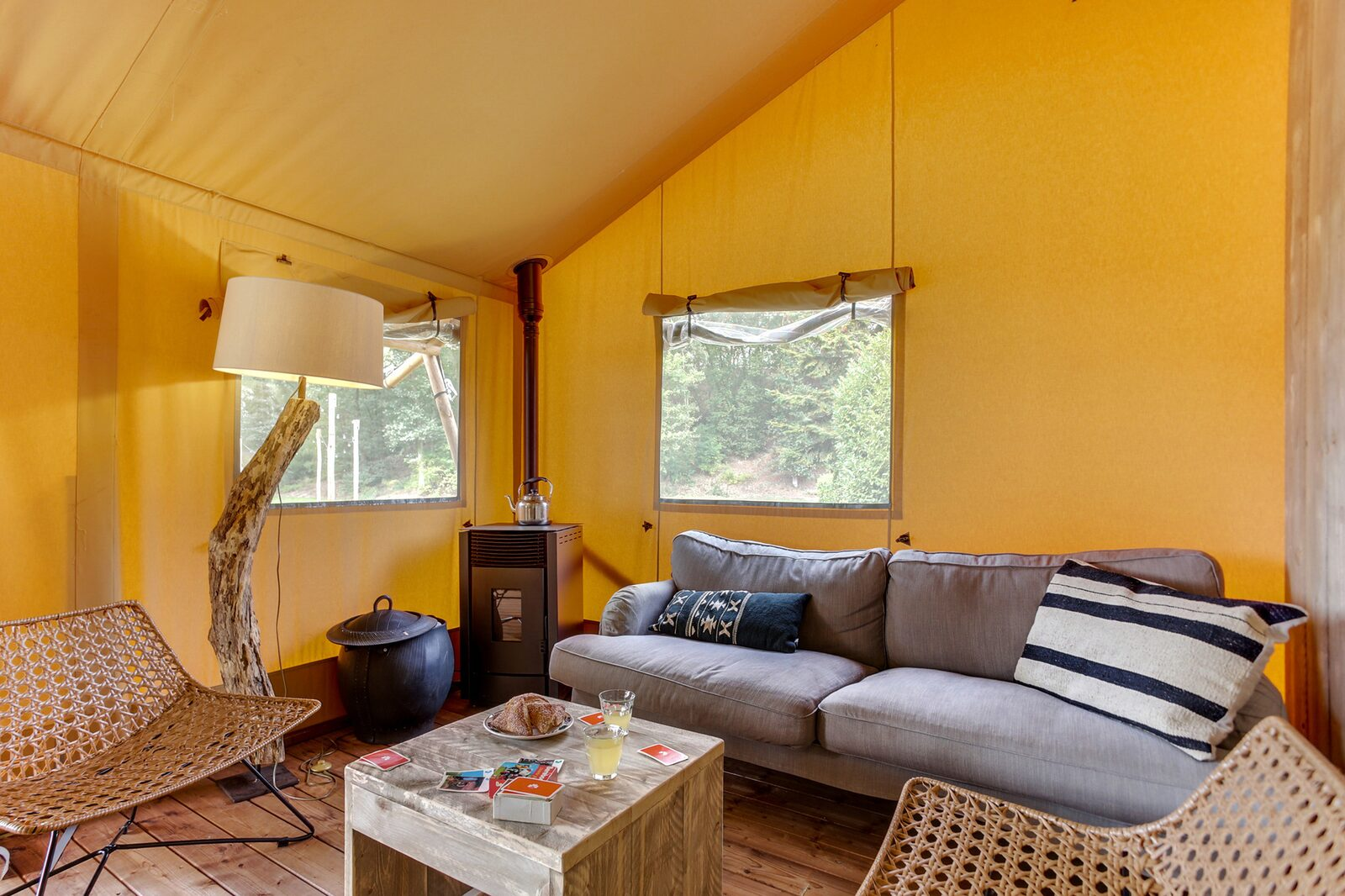 11. Cluster Duin Lodge 6 + 2-person