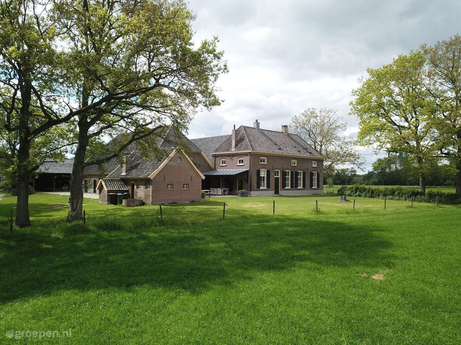 Holiday Farmhouse Hoog-Keppel
