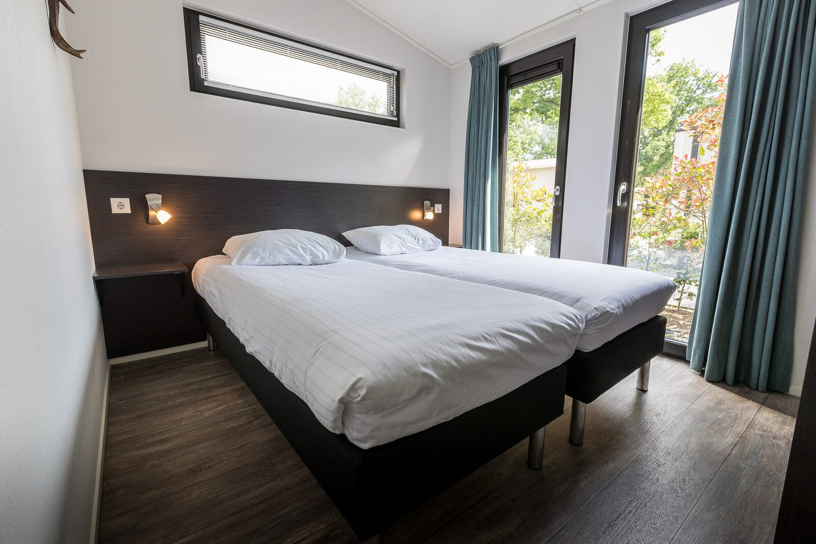 Forest Lodge 55 Vier-Personen mit Whirlpool