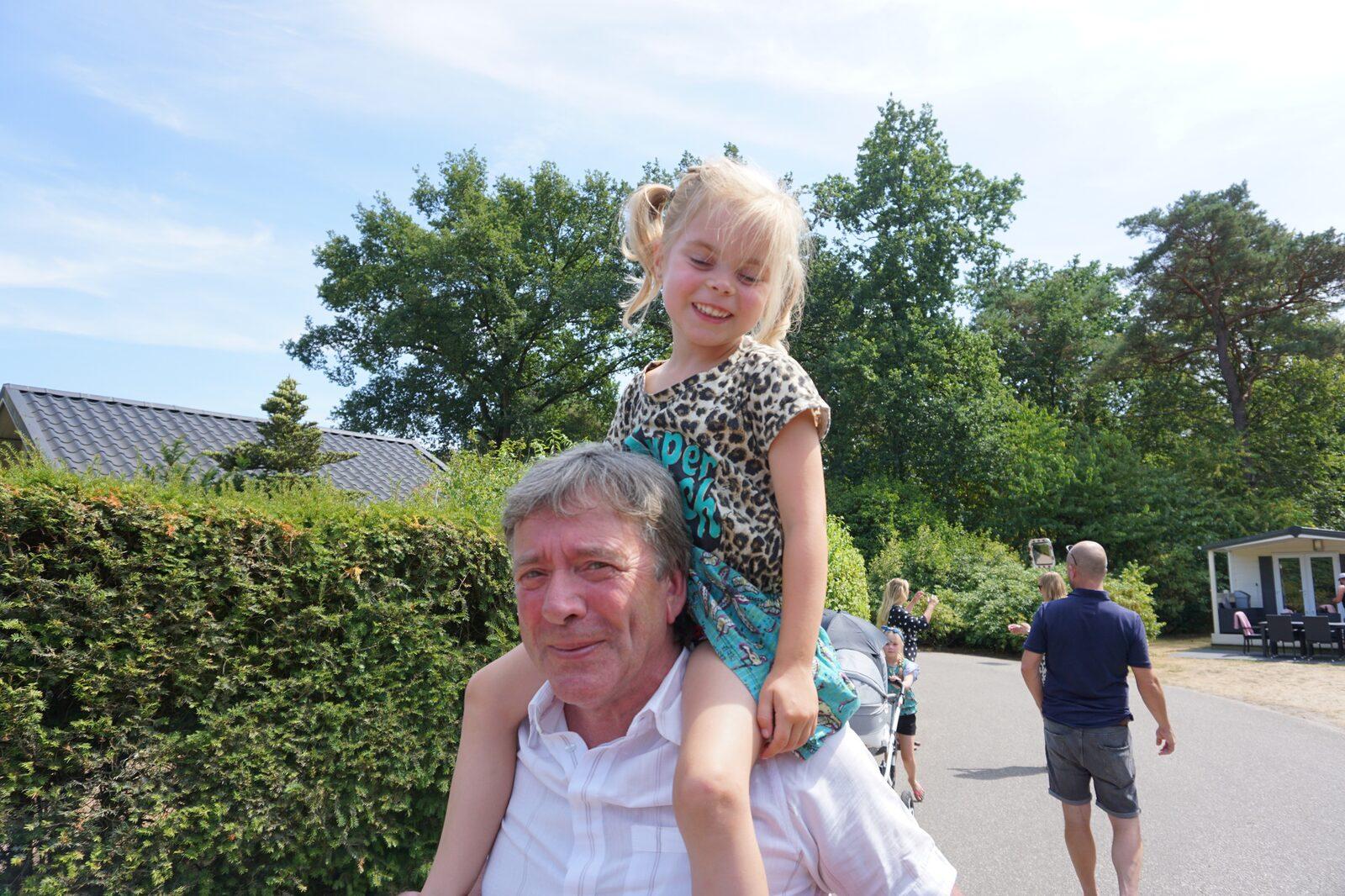 Oma en Opa vakantieweek augustus 2020