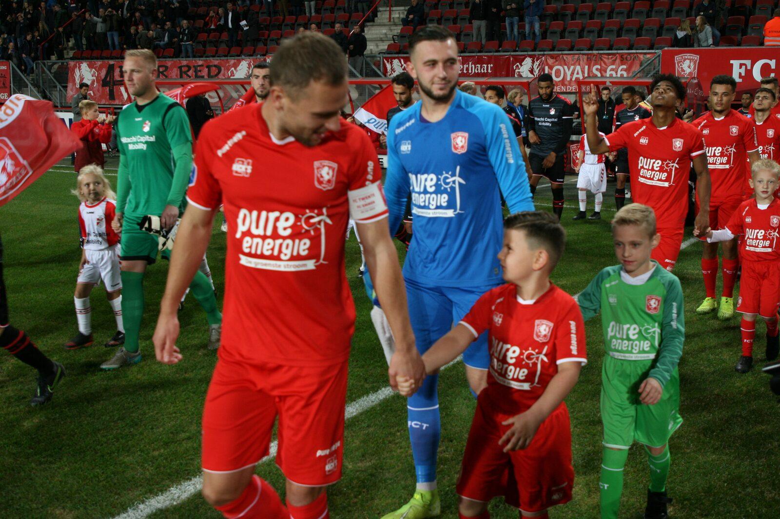 FC Twente Voetbalweekend | Kamperen