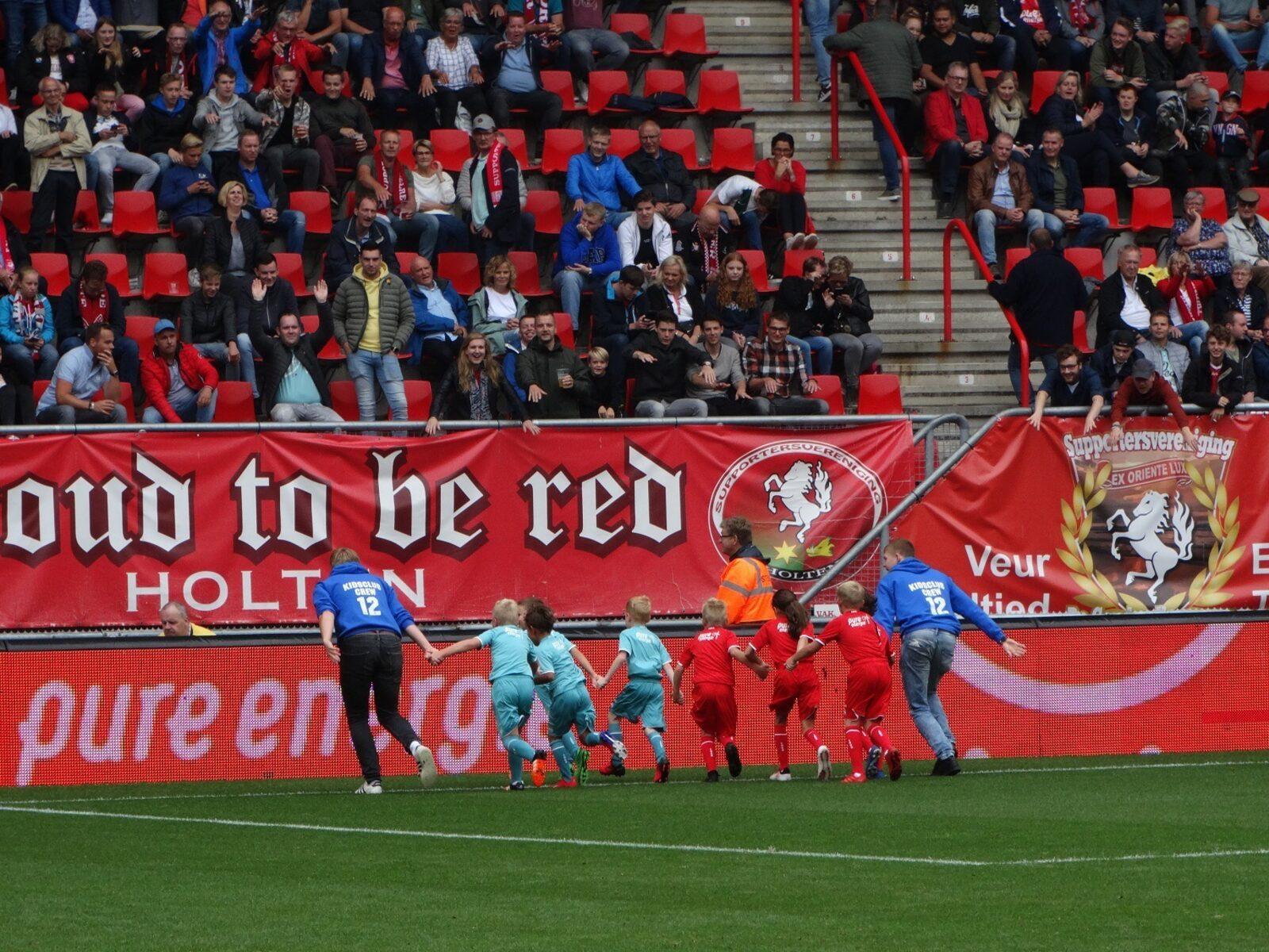 FC Twente Voetbalweekend | Verhuur