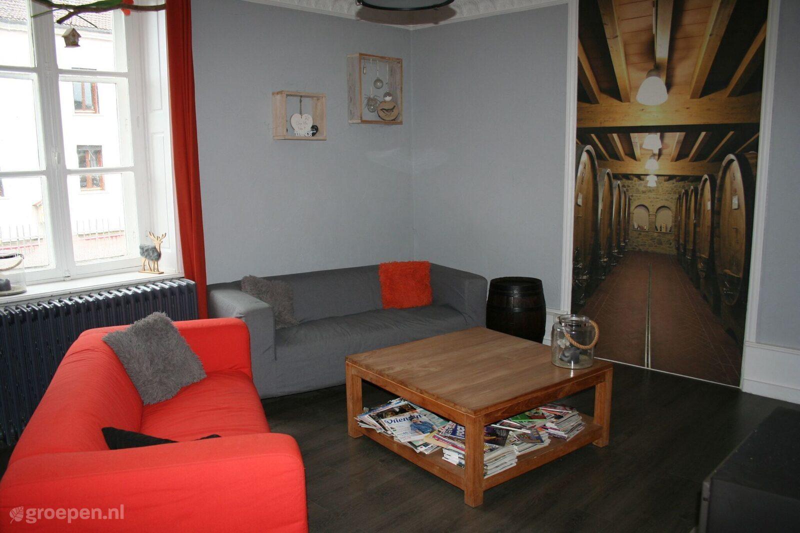 Groepsaccommodatie Granges-sur-Vologne